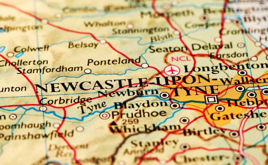 Newcastle as a start up hub
