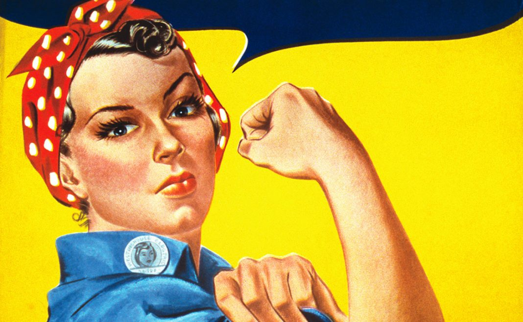 International Women's Day: Rosie the Riveter
