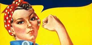 International Women's Day: Rosie the Riveter
