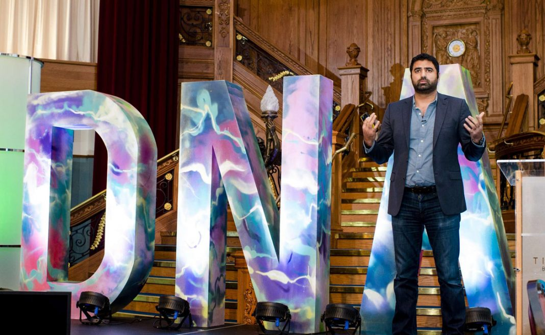 Digital DNA Conference 2016, Belfast