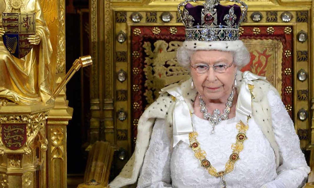 The Queen's 65th Opening of Parliament