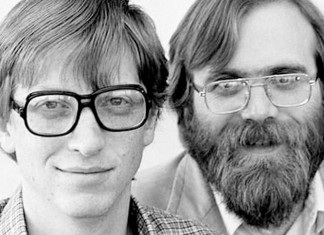Founders of Microsoft