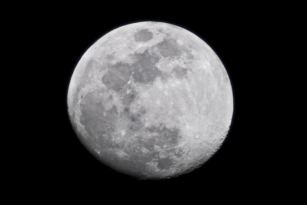 Moon by Matt Benson