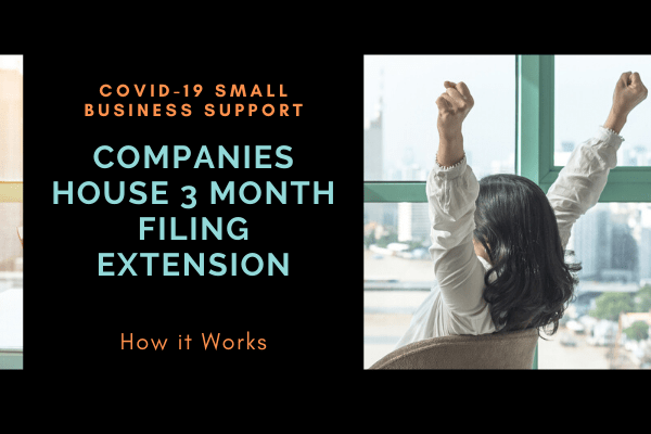Companies House COVID-19 Filing Extension (How it Works)